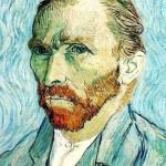 """Ван Гог """"Автопортрет"""""""