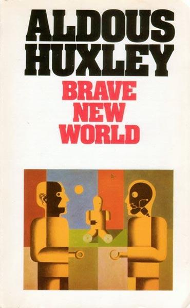 a comparison of utopia in societies between jim jones and aldous huxley