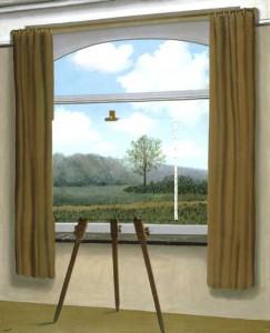 magritt okno